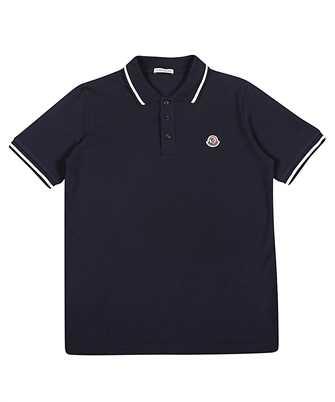 Moncler 8A704.20 8496W## Boy's polo