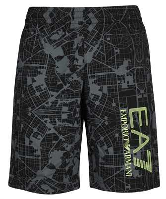 EA7 3KPS63 PJA5Z SPORT REGULAR-FIT Shorts
