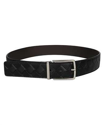 Bottega Veneta 652944 VCPQ1 REVERSIBLE Belt