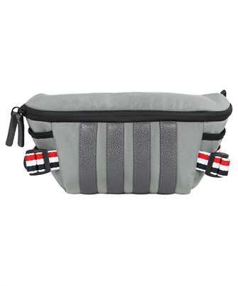 Thom Browne MAG324A 07661 4BAR APPLIQUE STRIPE IN NYLON Belt bag