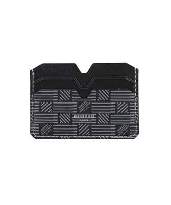 Moreau PW4C01SIVOBLK3CE 4C Card holder