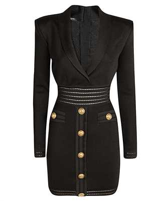 Balmain UF16338K119 KNIT Dress