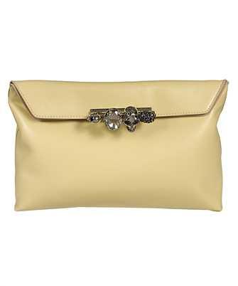 Alexander McQueen 631864 CSRRY SKULL Bag