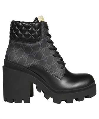 Gucci 659691 UC810 GG ANKLE Boots