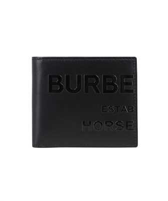 Burberry 8039013 HORSEFERRY PRINT LEATHER INTERNATIONAL BIFOLD Wallet