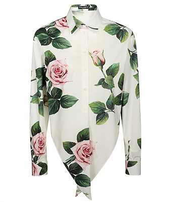 Dolce & Gabbana F5K68T-HS5FZ TROPICAL ROSE Shirt