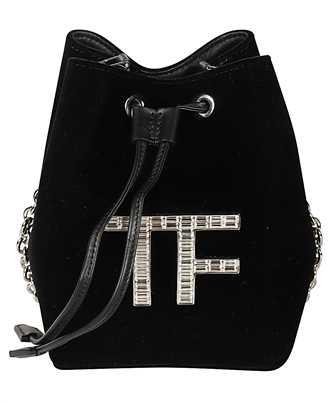 Tom Ford L1212P  TVE005 VELVET TF MINI Bag