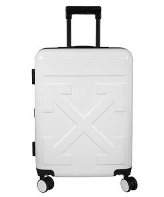 Off-White OMNG006E20MAT001 ARROW Suitcase