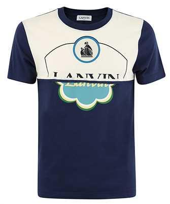 Lanvin RM-JE0013 JR31 A20 T-shirt