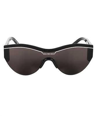 Balenciaga 570484 T0001 SKI CAT Sunglasses