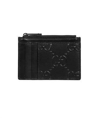 Gucci 657570 1W3AN SIGNATURE Card holder
