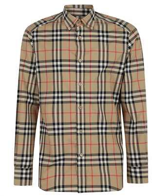 Burberry 8020863 CHECK COTTON POPLIN Shirt