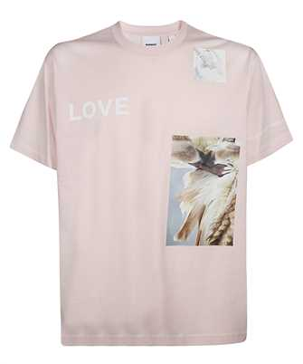 Burberry 8030944 MONTAGE OVERSIZED T-shirt