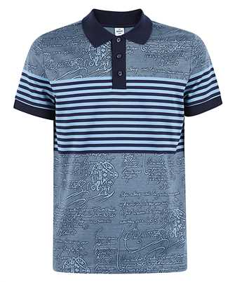 BERLUTI R19JPS44 002 STRIPED Polo