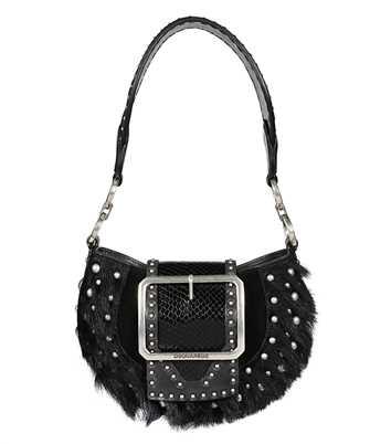 Dsquared2 SDW0041 02203450 BIG BUCKLE MISS WEST Bag