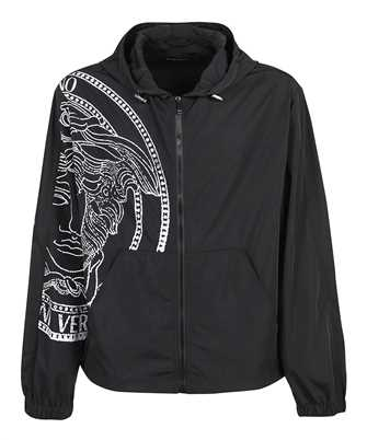 Versace A89342 1F00957 MEDUSA HOODED Jacket