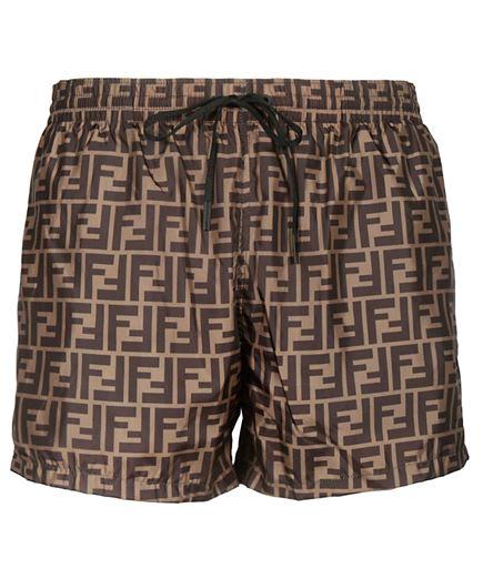 Fendi FXB077 A79F Swimsuit