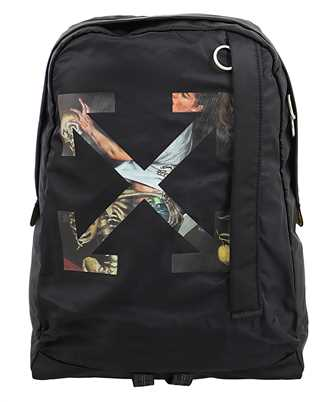 Off-White OMNB019F20FAB002 ARROW EASY Backpack