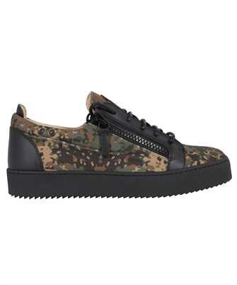 Zanotti RM10043 88751 LOW TOP Sneakers
