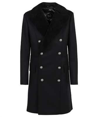 Balmain WH1UB002W115 WOOL Coat
