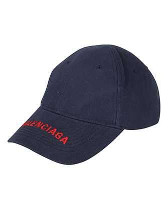Balenciaga 531588 410B7 LOGO Cap