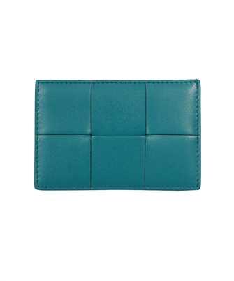 Bottega Veneta 649597 VBWD3 INTRECCIATO URBAN LEATHER Card holder