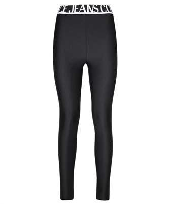 Versace Jeans Couture 71HAC101 N0008 JEGGING SHINY LYCRA Trousers