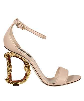 Dolce & Gabbana CR0739-AV967 BAROQUE D&G Sandals
