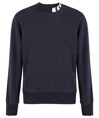 Thom Browne MJT255A 06931 MOCK NECK Sweatshirt