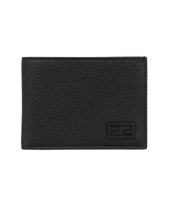 Fendi 7M0303 AG0L AMERICAN BILL Wallet