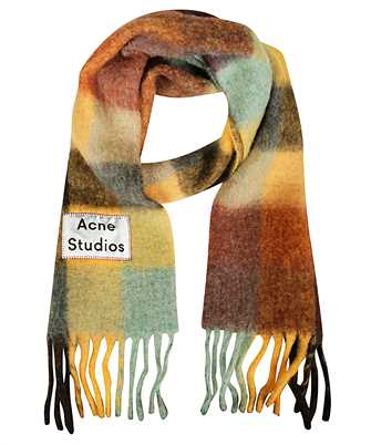 Acne FN-UX-SCAR000029 LARGE CHECK Scarf