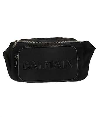 Balmain SM1S035TNYT NYLON Belt bag