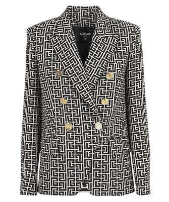 Balmain VF0SH000W126 OVERSIZED Jacket