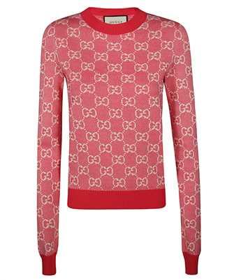 Gucci 629459 XKBHQ GG PIQUET Knit