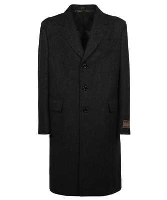 Gucci 661218 ZAE2G MELANGE WOOL Coat