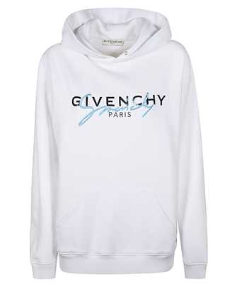 Givenchy BWJ01C3Z3Q EMBROIDERED Hoodie