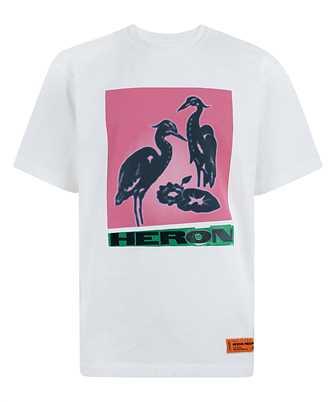 Heron Preston HMAA020R21JER003 NIGHTSHIFT T-Shirt