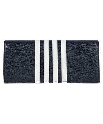 Thom Browne MAW219A 00198 4 BAR APPLIQUE LONG Wallet