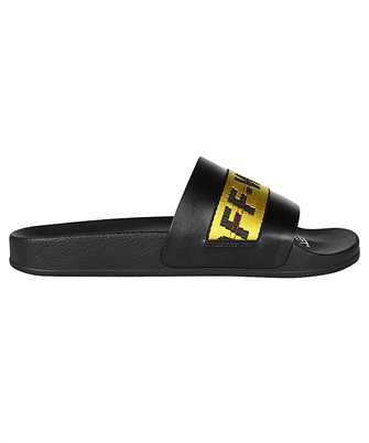 Off-White OMIA088E20FAB004 INDUSTRIAL Slides