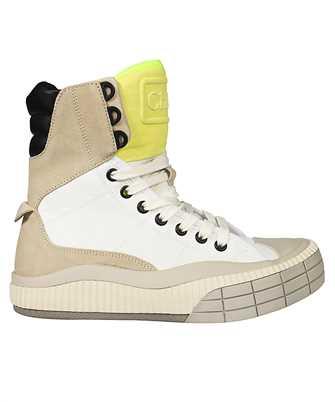 Chloé CHC20S300K3 CLINT HIGH-TOP Sneakers