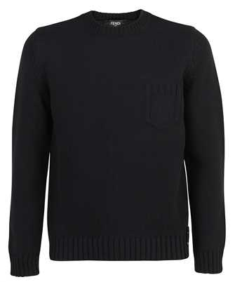 Fendi FZY432 AEK2 EMBOSSED Knit