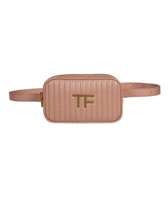 Tom Ford L1411T ICL019 QUILTED CALF LEATHER Belt bag