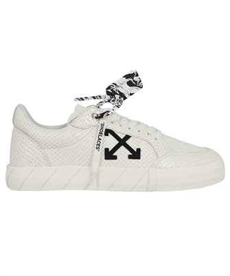 Off-White OMIA085S21LEA003 LOW VULCANIZED Sneakers