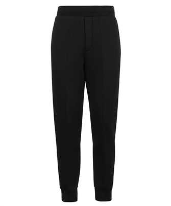 BERLUTI R20JTL26 003 LEATHER DETAILS JOGGING Trousers