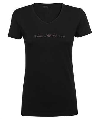 Emporio Armani 163321 1P223 STUDDED LOGO T-shirt
