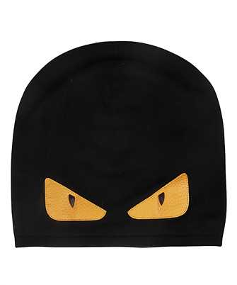 Fendi FXQ053 2W0 BAG BUGS EYES Beanie