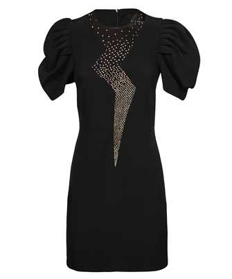 John Richmond RWP21015 DEEP NECKLINE Dress