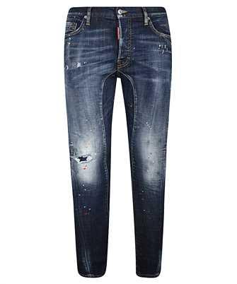 Dsquared2 S71LB0776 S30342 TIDY BIKER Jeans