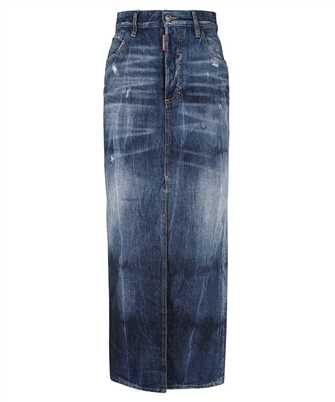 Dsquared2 S72MA0837 S30309 DALMA LONG Skirt