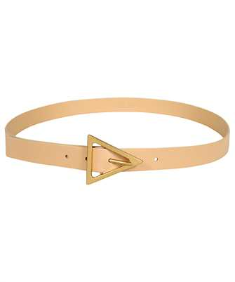 Bottega Veneta 609275 VMAU1 TRIANGULAR BUCKLE Belt